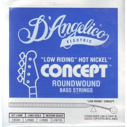 D´Angelico Nickel Concept 45-65-85-105