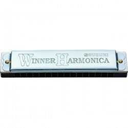 Suzuki Winner Tremolo 16 Harmonica - C