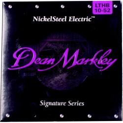 Dean Markley NickelSteel LTHB 10-52