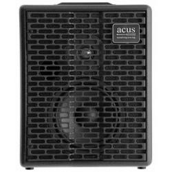 Acus One For Strings 6T V2 Black akustisk guitar-forstærker Sort