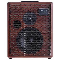Acus One For Strings 6T-SIMON V2 Wood akustisk forstærker Træ