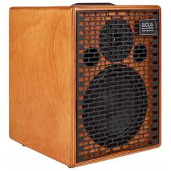 Acus One For Strings 8 V2 Wood akustisk forstærker Træ