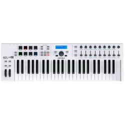 Arturia KEYLAB-49-Essential Midi Controller Keyboard hvid