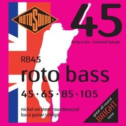 Rotosound RB45 Roto Bass strenge 45-105