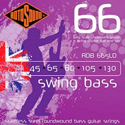 Rotosound RDB665LD Swing Bass strenge 45-130