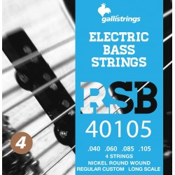 Gallistrings RSB 40105 Elektrisk Bas 4-Strenge Regular
