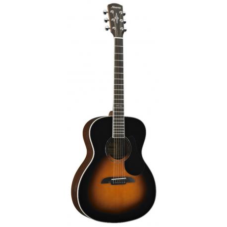 Alvarez AF60SB Grand Auditorium Sunburst Western guitar