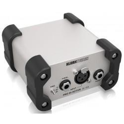Klark Teknik Pro Di Active Di 10A Aktiv DI-box