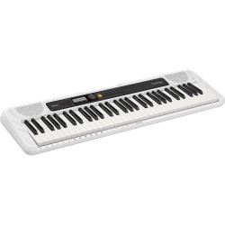 Casio CT S200 Portable Keyboard WE Hvid