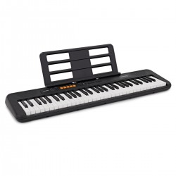 Casio CT-S100BK transportabelt Keyboard Sort