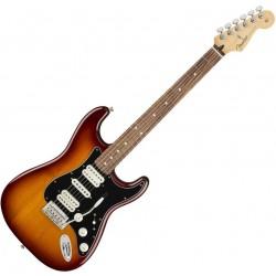 Fender Player Strat HSH Tobacco Burst PF