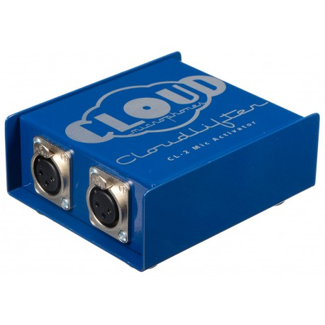 CLOUD Microphones Cloudlifter CL-2 mic preamp Right