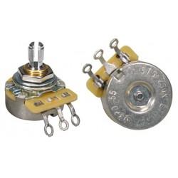 CTS USA Potmeter B250K kort skaft