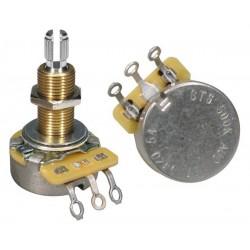 CTS USA Potmeter A500K lang skaft