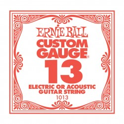 Ernie Ball EB-1012 el-/acoustic guitar .013 enkelt-streng