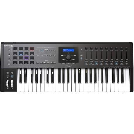 Arturia KeyLab MkII 49 USB midi-controller keyboard sort Frony
