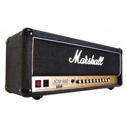 Marshall JCM900 4500 Hi-gain Dual Reverb 50W Head Sort Left