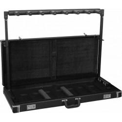 Rockstand Stativ i kuffert til 5 instrumenter