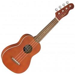 Fender Venice Soprano Ukulele SFG WN