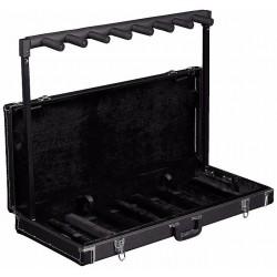 Rockstand Stativ i kuffert til 7 instrumenter