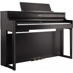 Roland HP704 el-Klaver sort Right