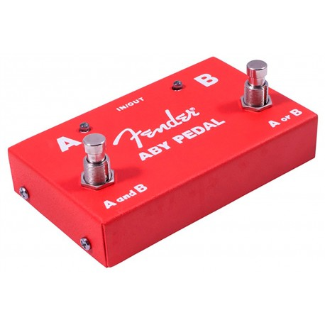 Fender ABY Footswitch pedal Bund