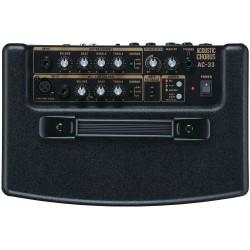 Roland AC-33 Akustisk forstærker sort