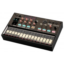 Korg Volca FM digital FM synthesizer Left