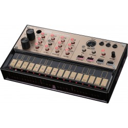 Korg Volca Keys Analog Loop Synthesizer Left