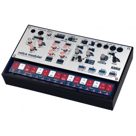 Korg Volca Modular Synth Left