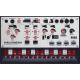 Korg Volca Modular Synth Front