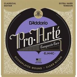 D'Addario EJ44C Clas. Nylon Extra Hard Tension guitar strenge Front