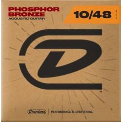 Dunlop DAP1048 Phosphor/Bronze 10-48 strenge