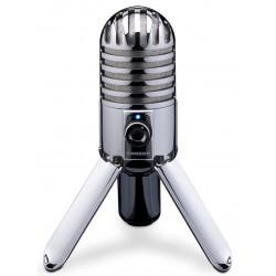 Samson Meteor Mic USB Studio Condenser Mikrofon krom