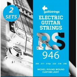 Gallistrings RS946DS 2-Set El-guitar strenge