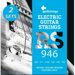 Gallistrings RS946DS 2-Set El-guitar strenge