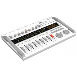 Zoom R16 Digital Recorder, Lydkort & Controller Left