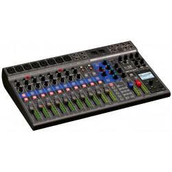 Zoom LiveTrak L-12 8-kanals Mixer/Interface Left