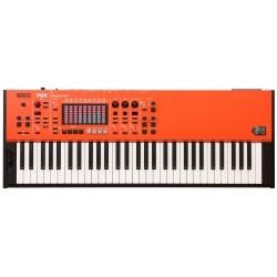 VOX Continental-61 Keyboard med 61-tangenter Front