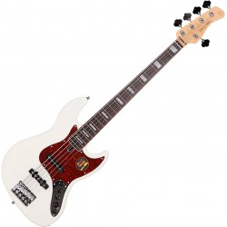 Sire Marcus Miller V7 ALDER-5 2nd Gen AWH el-bas, 5-str. Antique White