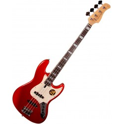 Sire Marcus Miller V7 ALDER-4 BMR 2nd Gen el-bas Bright Metallic Red