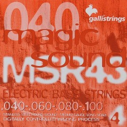 Gallistrings Stål Magic Sound 40-60-80-100