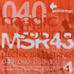 Gallistrings Stål Magic Sound 40-60-80-100