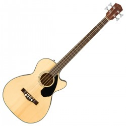 Fender CB-60SCE Electro Acoustic Bass, NaturalFender CB-60SCE Electro Acoustic Bass, Natural