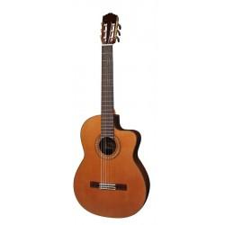 Salvador Cortez CC-62CE Kl/Spansk guitar m. pickup