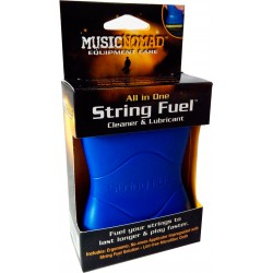 MusicNomad String Fuel - String Cleaner
