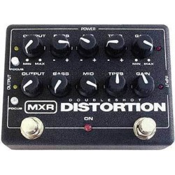 MXR M-151EU MXR Doubleshot Distortion
