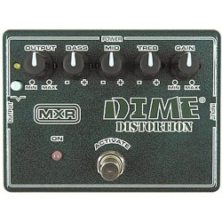 MXR Dime Distortion DD-11