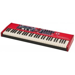 Clavia Nord Electro 6D 61 Semi-Weighted Waterfall keyboard