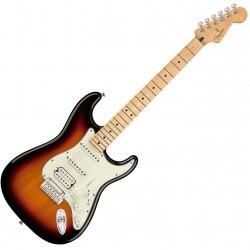 Fender Player Strat HSS MN 3TS Sunburst el-guitar Front